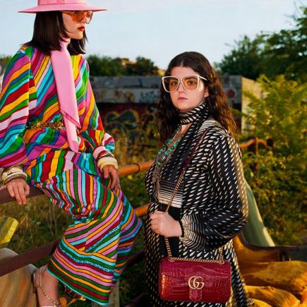 Gucci será la primera marca de moda en lograr una huella de carbono cero como estrategia contra el cambio climático